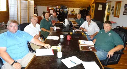 SRCA Board Meeting of July 19, 2014
