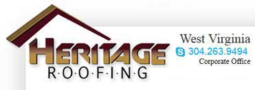 Heritage Roofing, Inc.