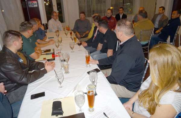SRCA member meeting, February 24, 2015 in New Orleans, LA.