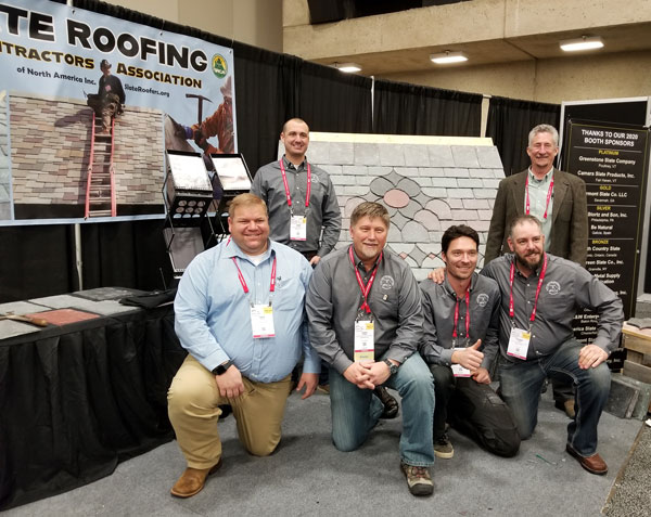 Slate Roofing Contractors Association Of North America Inc Home Page