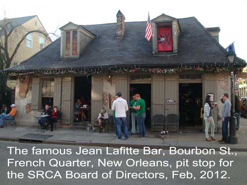 Jean Lafitte Blacksmith Shop Bar