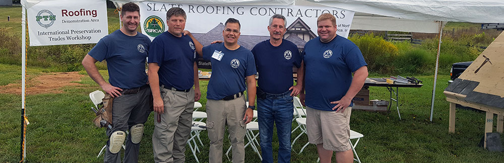 Slate Roofing Contractors Association of North America Inc.