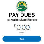 Pay SRCA dues on Paypal here!
