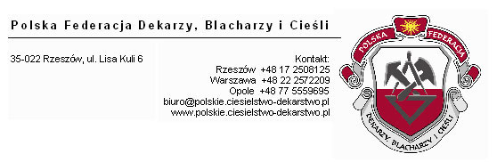 Polish Roofing and Carpentry Association