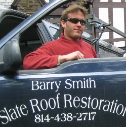 Jason Klemm, Smith Slate Roofing