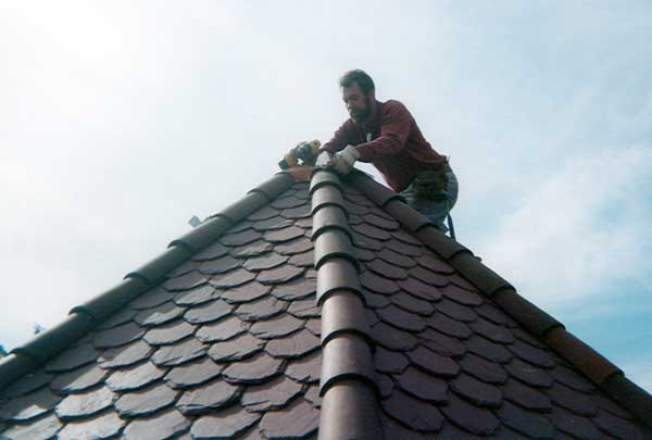 Barry Smith Slate Roofing